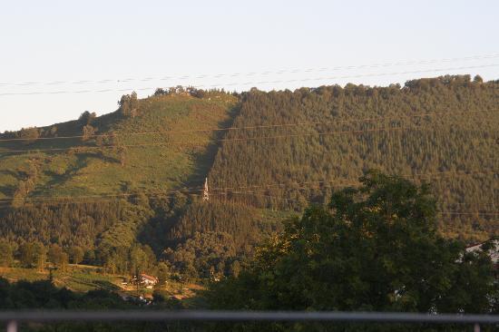 Frantxilla Rural: Vista desde la habitación