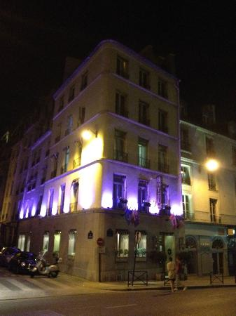 Hotel de l'Academie: Ahh, sleep ahead!