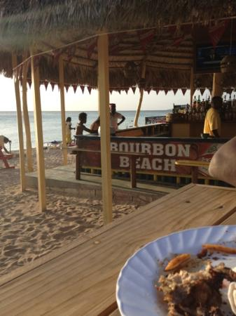 Bourbon Beach Jamaica Bar