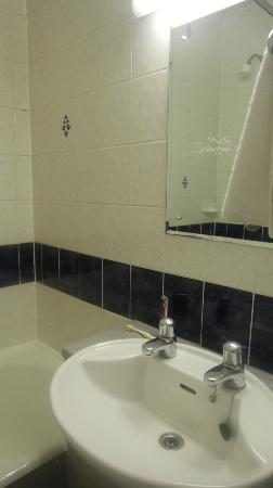 Lancaster Hall Hotel: Baño impecable