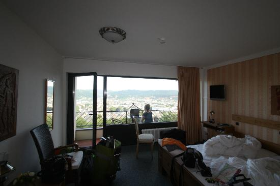 Petrisberg: great view