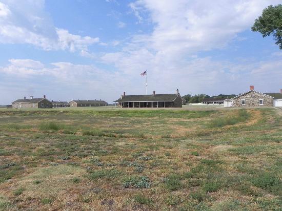 Fort Larned National Historic Site: Fort Larned