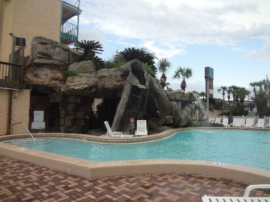 Pool Picture Of Days Inn Panama City Beach Ocean Front Panama City Beach Tripadvisor