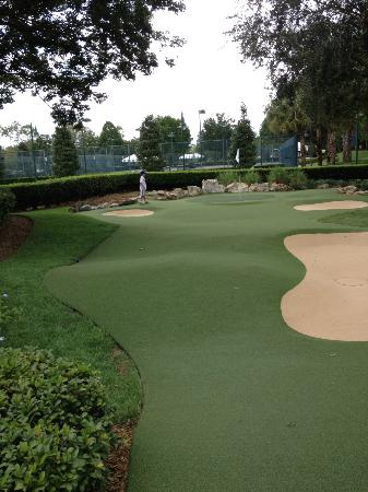 Beautiful Shape Disney 39 S Fantasia Gardens Miniature Golf Course