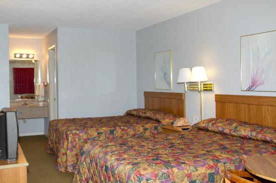 Motor Inns of America: Double room