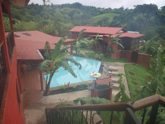 Toad Hall Hotel Arenal: Property view