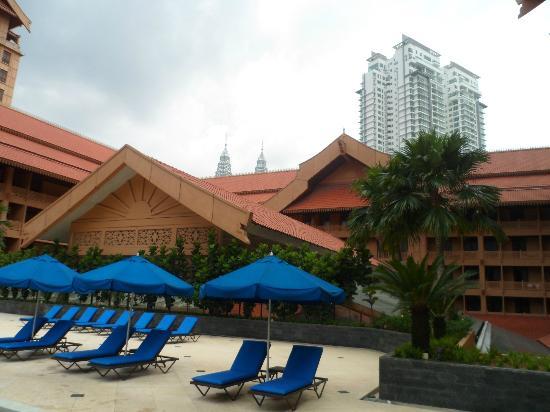 The Royale Chulan Kuala Lumpur: I love royal chulan hotel
