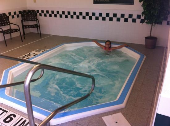 Homewood Suites by Hilton Toledo-Maumee: Hot tub