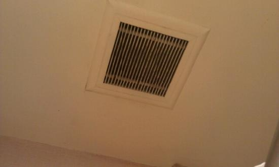 Holiday Inn Express Solvang : air vent