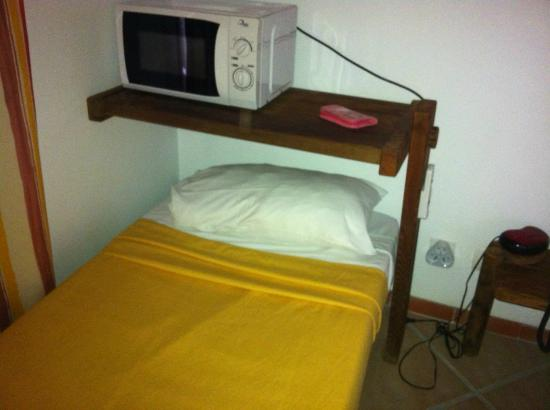 HOTEL CAP MACABOU: Children's beds (safe and secure)