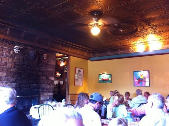 Donita's Cantina: main dining room