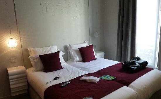 Best Western Plus Elysée Secret : Boudoir Room