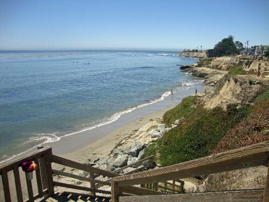 Capitola Beach Area