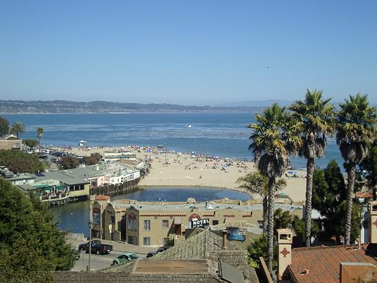 Capitola City Beach: Beautiful Capitola