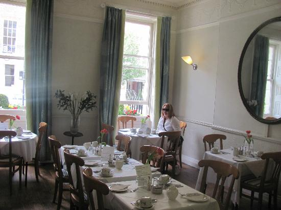 Thanet Hotel: breakfast area