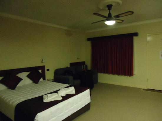 Country Comfort Coffs Harbour: Room
