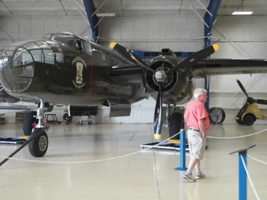 Lone Star Flight Museum: B25