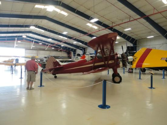 Lone Star Flight Museum: great planes