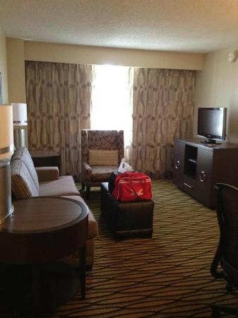 DoubleTree Suites by Hilton - Austin: Ample living space
