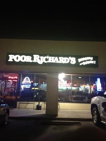 ‪Poor Richard's‬