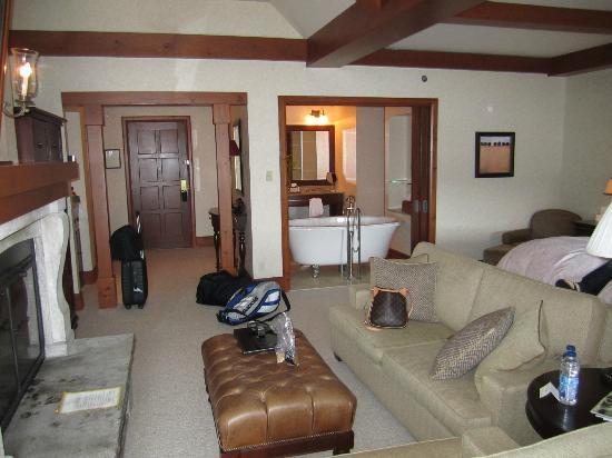 Hotel Quintessence : room