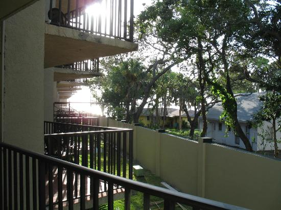 Beso Del Sol Resort: 1 bedroom unit