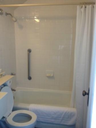 Digby Pines Golf Resort & Spa: small bath
