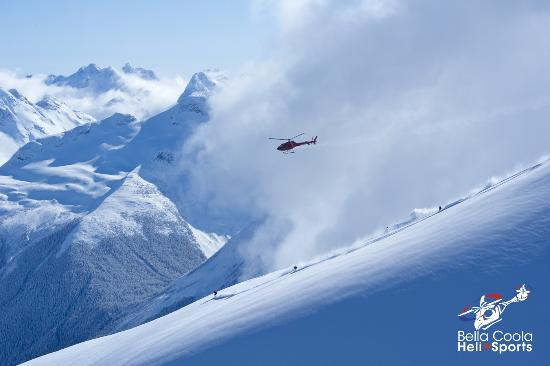Bella Coola, Canada: How much do you wish that was you?!