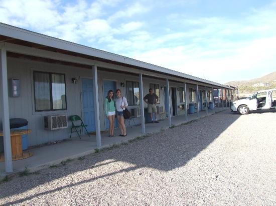 Canyon S End Motel