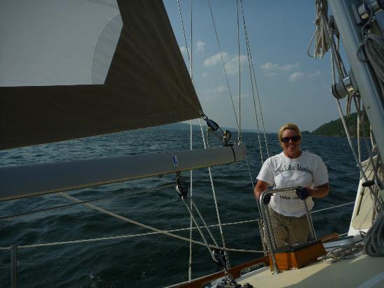 Seneca Sailing Adventures : First Mate Lisa