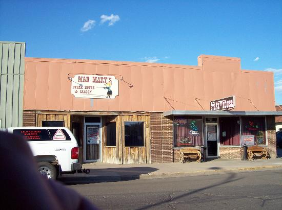 Mad Mary's Steakhouse & Saloon: Mad Mary's in Pierre, SD