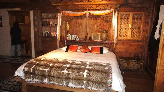 The Home Tibetan Home: Suite for 3 people