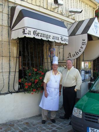 Chef jean claude photo de la grange aux loups apremont tripadvisor - La grange aux loups vercors ...