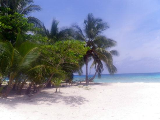 San Andres Guided Segway Tours: cayo bolivar