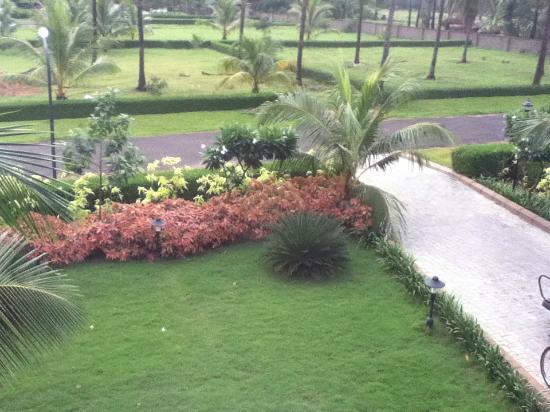 Sunray Village Resort: View from the balcony