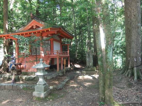 Kinki, Japan: 発心門王子