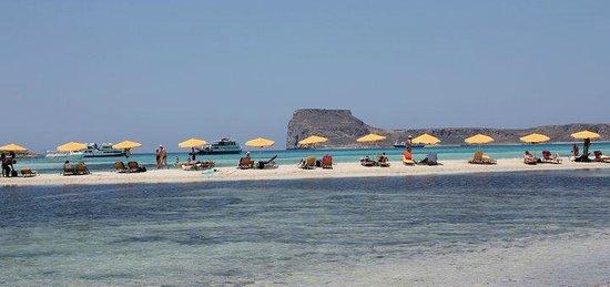 Balos Beach and Lagoon: Beach