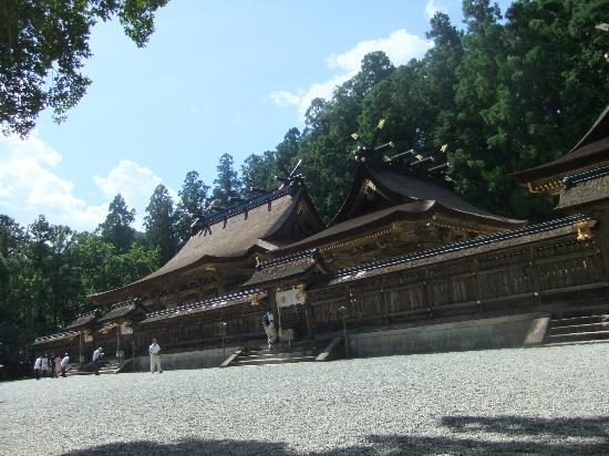Kumano Kodo: 熊野本宮大社