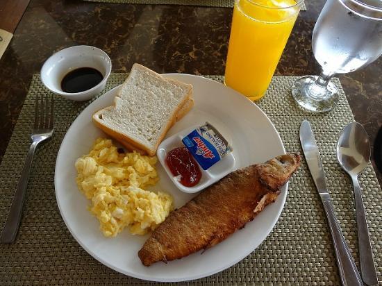 La Veranda Beach Resort & Restaurant: Breakfast