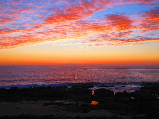 Darby Park Serviced Residences: Sunset in Margaret River yesterday...