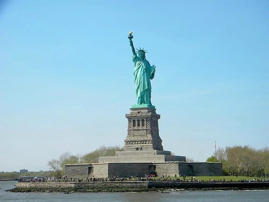 New York City, NY: Statue of Liberty