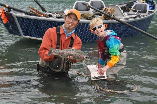 Alaska's Angling Addiction - Day Tours: Paul can do it all