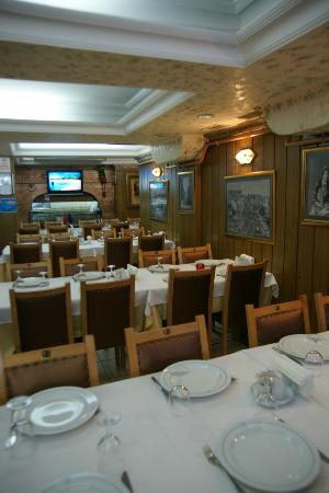 Buhara Ocakbasi : The atmosphere of this restaurant is not bad. Just TERRIBLE SERVICE.