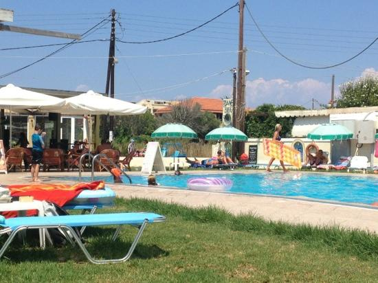 Pool Picture Of Tondoris Apartments Studios Sidari
