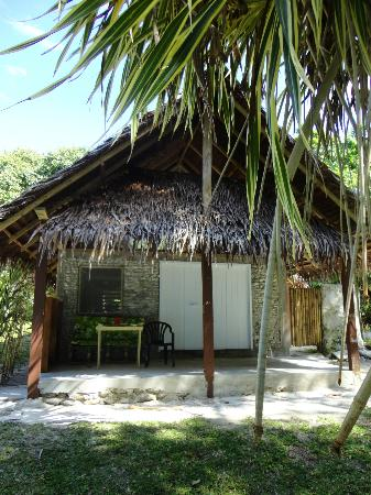 Lonnoc Beach Bungalows: Bungalow
