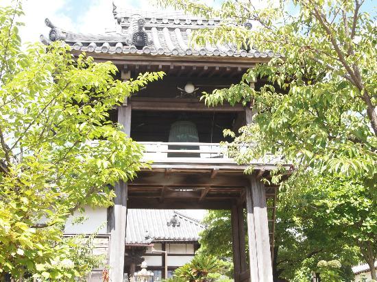 Higashiura-cho, Japan: 鐘楼