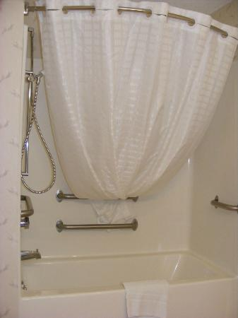 Country Inn By Carlson, Decorah: Handicappedshower