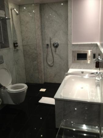 The May Fair Hotel: bathroom