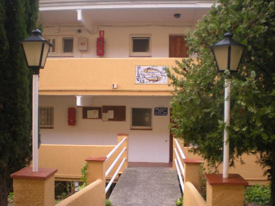 Apartments Cala Llevado : résidence