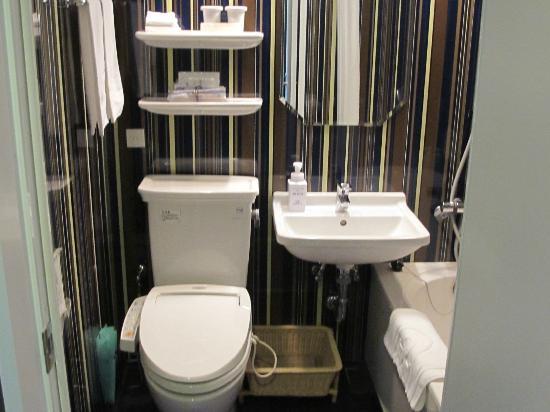 Hotel Monterey Kyoto: bathroom